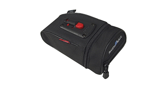 KlickFix Micro 15O Cykeltaske sort